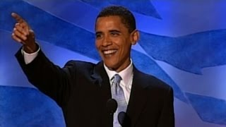 Years before he became president, many Americans first met Barack Obama during the 2004 Democratic National Convention.