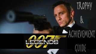 007 Legends: Scream If You Want To Go Faster Trophy/Achievement Guide