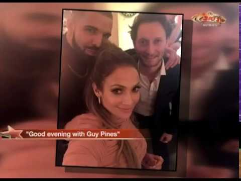 Jennifer Lopez and drake caught off guard by mentalist lior suchard