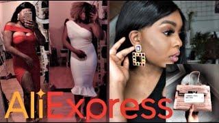 BEST DRESSES FOR NIGHT OUT| ZARA EARRINGS for 1$| AlIEXPRESS HAUL| CHEAP