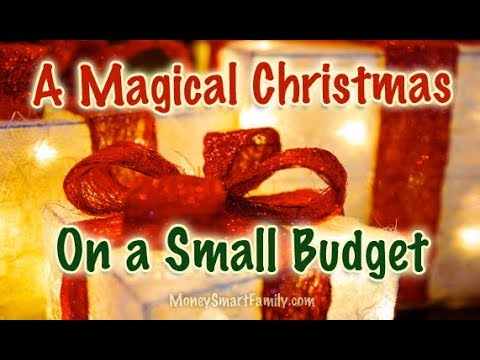 A Magical Christmas On A Small Budget/ Christmas Tight Budget/ Christmas with NO Money (ReGifting)