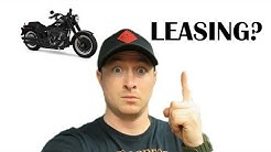 Lease a Motorcycle? Motorcycle Leasing Explained.