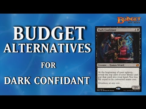 Budget Alternatives for Dark Confidant - Magic the Gathering