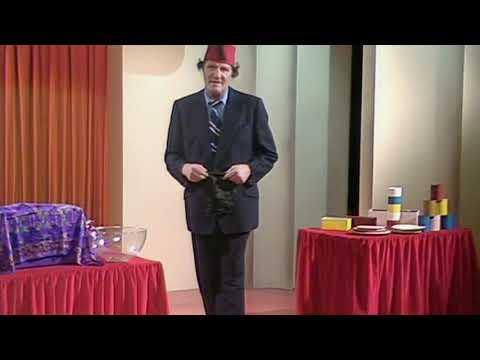 Tommy Cooper - Egg in a bag trick