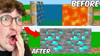 Testing Minecraft Block Facts That ACTUALLY WORK!