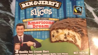 Live Ice Cream Review Ben And Jerry S Americone Dream Pint Slices Youtube «create your own pint slice sampler now available in: youtube