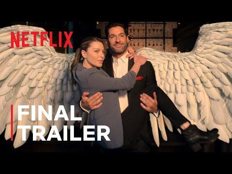 Lucifer   Final Season Trailer   Netflix