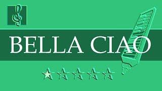 Melodica & Guitar Duet - Bella Ciao - Manu Pilas - La casa de papel (Sheet music - Guitar chords)