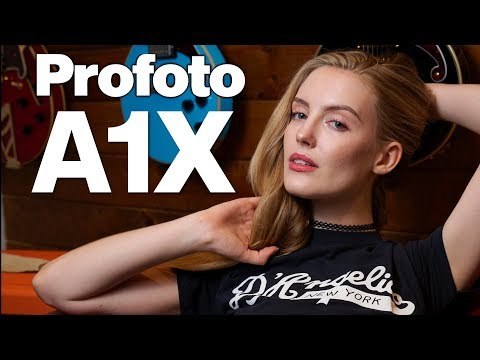 profoto-a1x-&-connect-|-hands-on