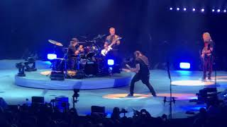 METALLICA - SEEK & DESTROY - Live Mannheim Germany 2018