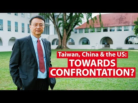 Taiwan, China & the US: Moving Towards Confrontation? | CNA Insider