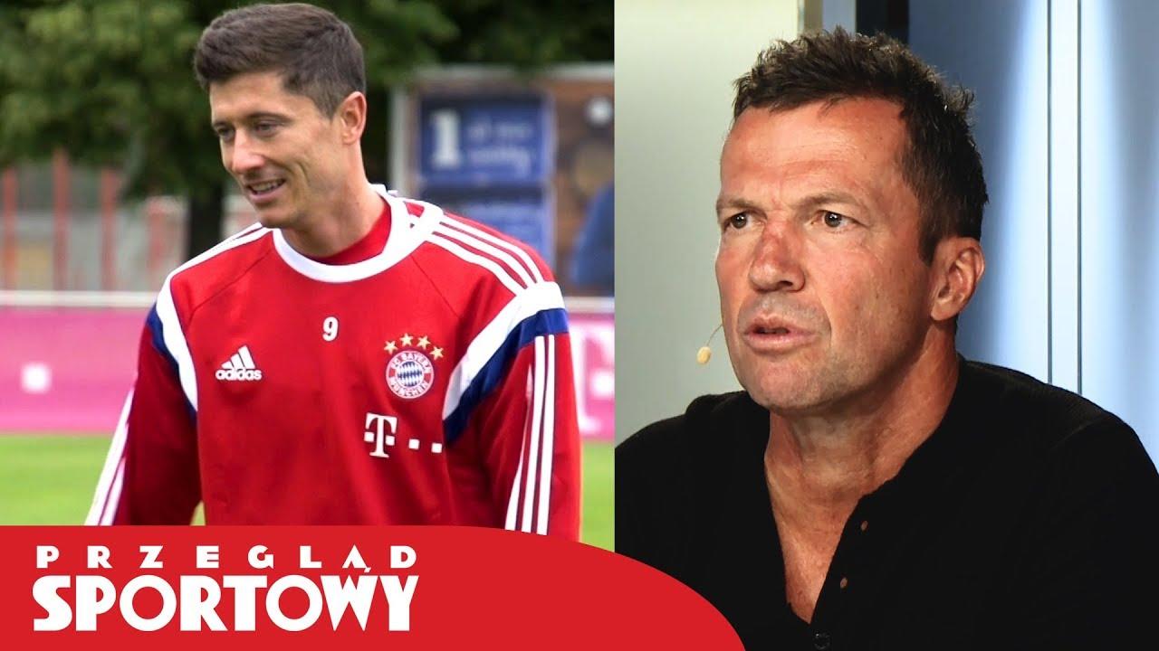 Matthäus: Lewandowski nie odejdzie z Bayernu!
