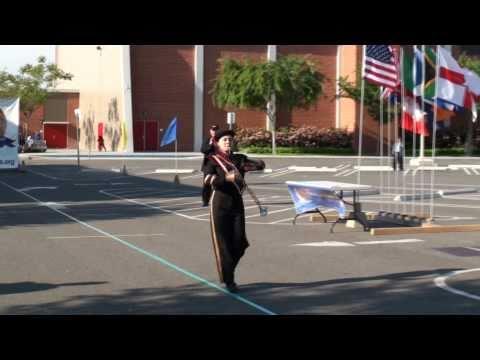 Majesca Wong - World Class Military - 2011 Loara WDMA Championships