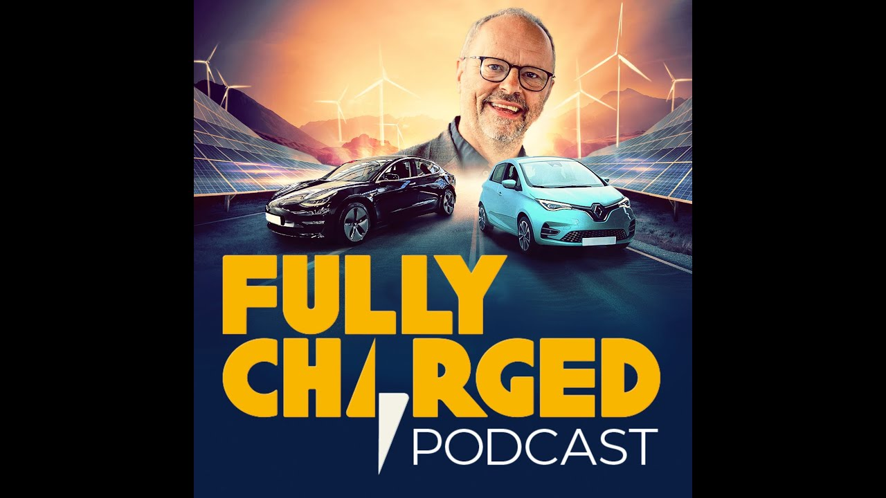 News from Our China Correspondent, Elliot Richards | Fully Charged Podcast