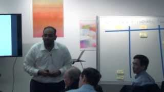 NY SPIN: Facilitating Meetings - The Forgotten Skill in the Software World (Ram Srinivasan)