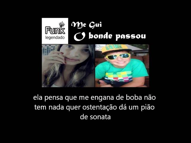 Mc Gui - O Bonde Passou TRAVEL_VIDEO