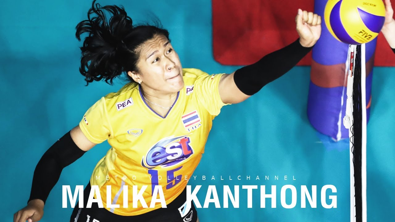 BEST Volleyball by Malika Kanthong l FIVB Volleyball Nations League 2019