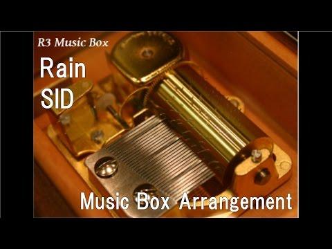 RainSID Music Box Anime FULLMETAL ALCHEMIST OP