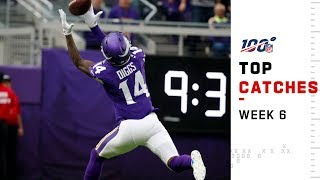 Top Catches from Week 6 | NFL 2019 Highlights