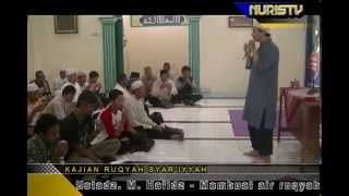 Cara Membuat Air Ruqyah