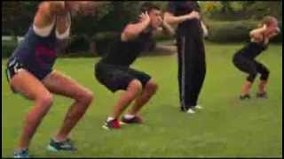 Commando Fitness small group workout and video testimonials