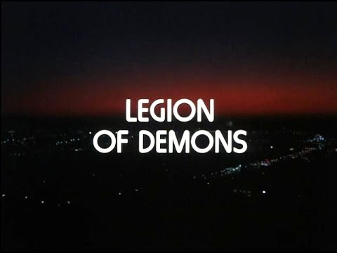 Circle Of Fear (TV 1973) :01x18 - Legion Of Demons
