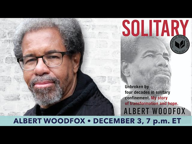 An Evening with Author Albert Woodfox