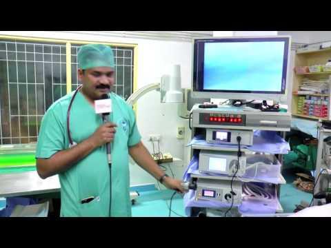 Laparoscopic Equipment And Instruments In Girishwari Hospital Chennai