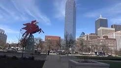 Omni Dallas Downtown Restaurants and Lawn!