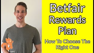 Betfair have just rolled out their rewards plan, giving some great opportunities to matched bettors! but with 3 plans choose from, how do you pick the bes...