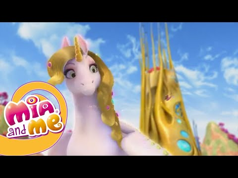 Mia and me - Season 2 Episode 24 - A Sticky Situation
