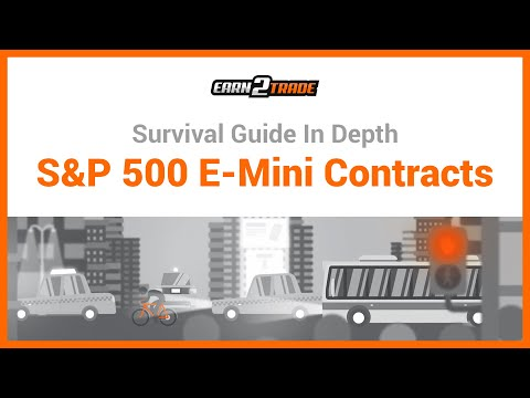 E-mini S&P 500 Futures Contracts (ES) – Explained by Chris