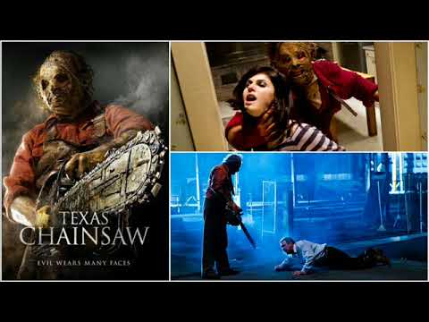 Dan Yeager  I'm Leatherface of Texas Chainsaw Massacre