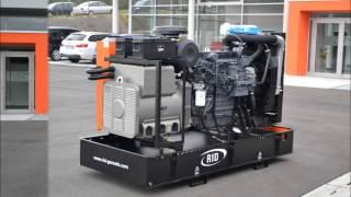 Дизельные генераторы RID (Made in Germany)