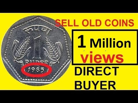 Old Coins Price 5 Lakh Direct Buyer Become Rich Youtube