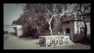 Old Railway station  Karachi like ghost house