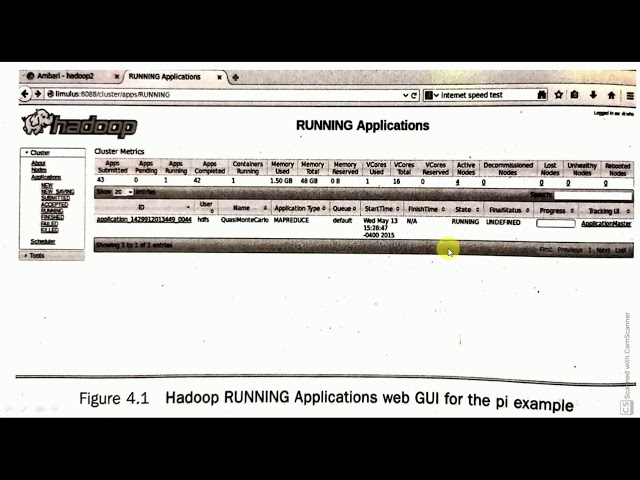 Using the Web GUI to Monitor the MapReduce Running Examples  by Mahesh Huddar
