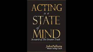 CHARACTER WORKS with Master On-Camera Coach John Pallotta