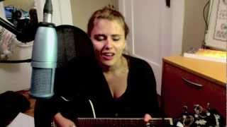 Ellie Goulding Cover - Your Biggest Mistake - By Stassi (Chords included)