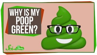 Why Is My Poop Green? thumbnail