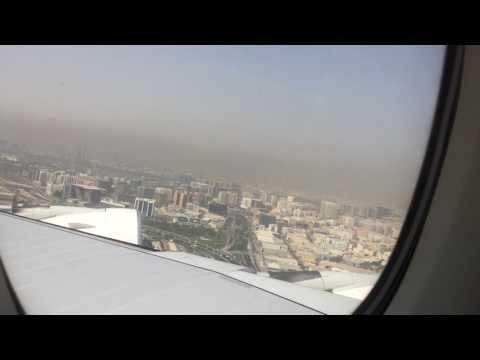 Amazing take off A380 Emirates-Dubaï