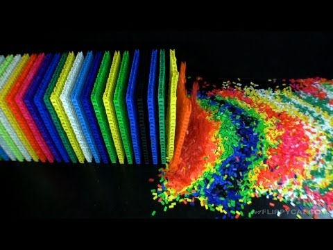Thumbnail: 60,000 Amazing Dominoes - My Personal Record