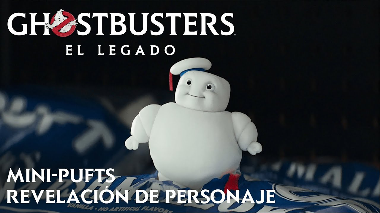 Ghostbusters: Afterlife – Mini-Pufts tráiler