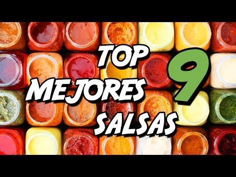 ℗  TOP 9 salsas imprescindibles que debes probar (Recopilatorio) | SuperPilopi
