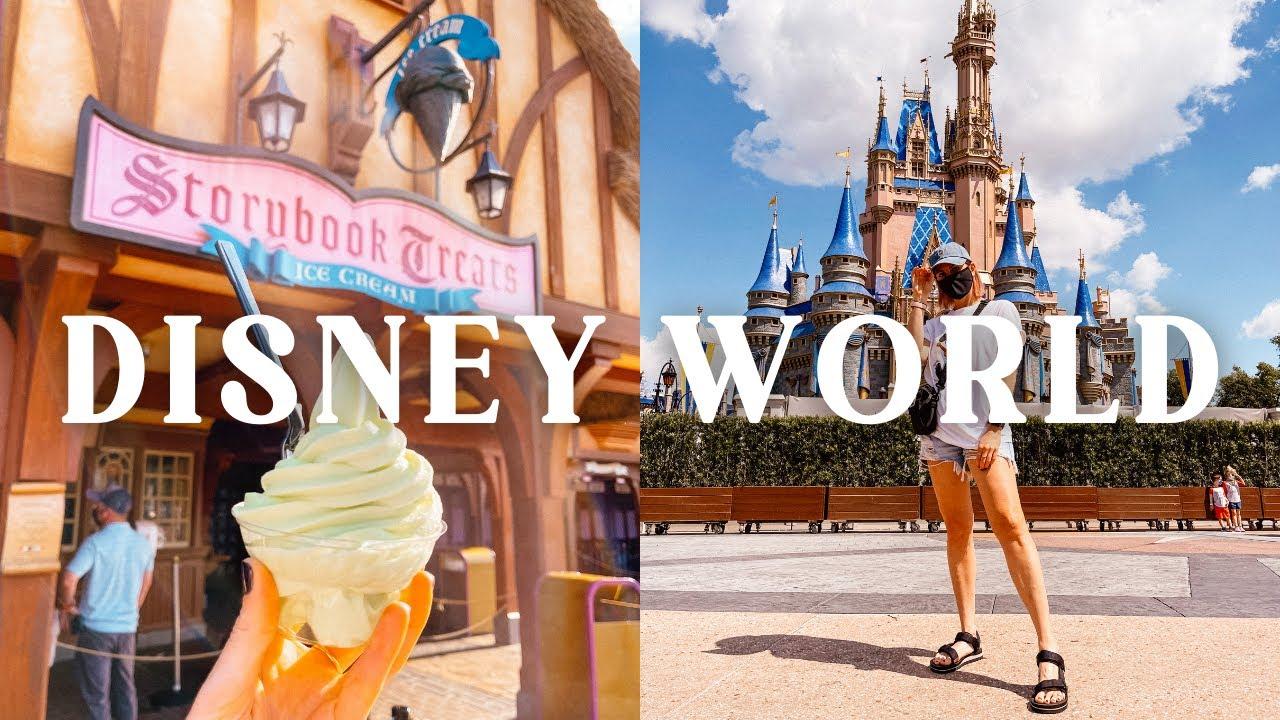BEST Vegan food at Disney World | Magic Kingdom, Star Wars Galaxy's Edge & Animal Kingdom