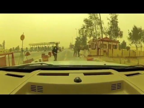 Egyptian Driving