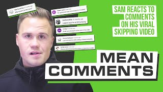 Mean Comments: Gym owner reacts to comments on body transformation video