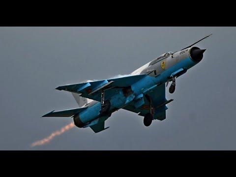 MiG-21 RIAT 2019