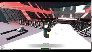 wwe Roblox Hall Of Fame / Raw Show