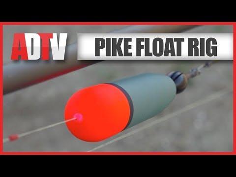 Polaris Floats No 17 Pike WAGGLER Pike Pencil XL